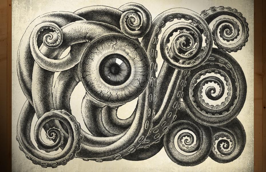 Octo-eye