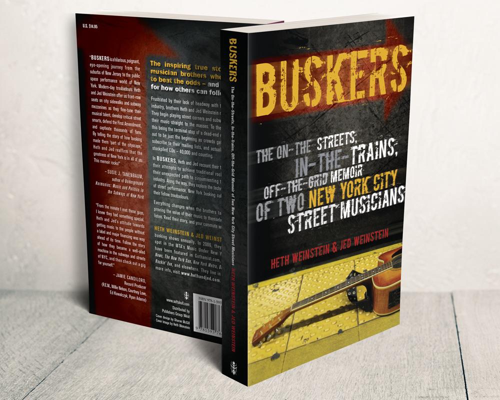 BuskerBook